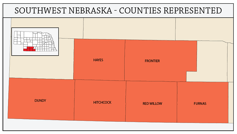 Where is Southwest Nebraska